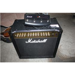 MARSHALL MG50 AMP & CONTROLLER