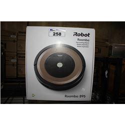 IROBOT ROOMBA 895 VACUUMING ROBOT