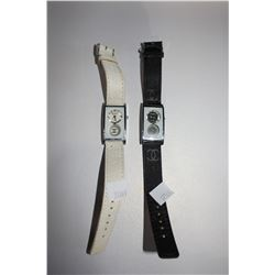 PAIR OF CHANEL WATCHES