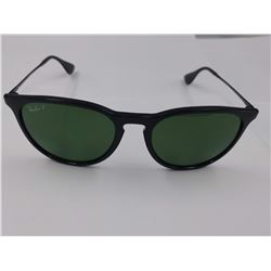PAIR OF AUTHENTIC POLARIZED RAY-BAN ERIKA SUNGLASSES (MODEL RB 4171)