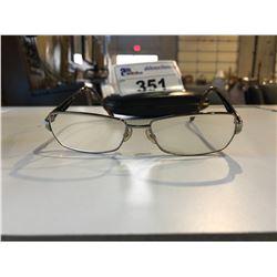 GUCCI PRESCRIPTION GLASSES WITH CASE (MODEL GG2750GSD)