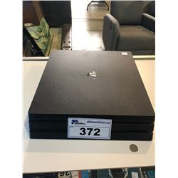 SONY PS4 CONSOLE (MODEL MF812626450)