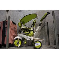 CHILD'S SMART TRIKE STARTER PUSH BIKE