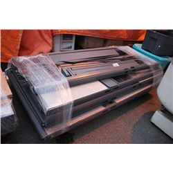 PALLET OF ASSORTED OFFICE FURNITURE