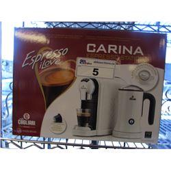 NEW CAFFE CAGLIARI CARINA ESPRESSO STATION
