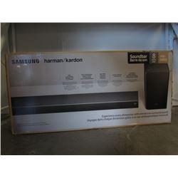 SAMSUNG HARMON KARDON 8-SERIES SOUNDBAR MODEL HW-N850