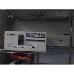 SONY BLUETOOTH WIRELESS SOUNDBAR MODEL HT-CT290