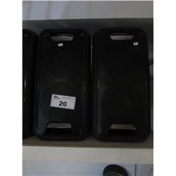 2 SONY GTK-XB5 SPEAKERS