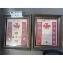 THE CANADIANS NICKEL & PENNY COLLECTIONS