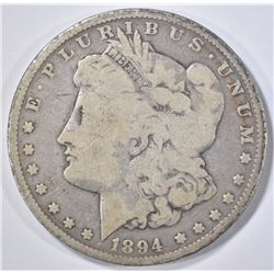 1894 MORGAN DOLLAR VG KEY DATE