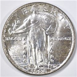 1926-D STANDING LIBERTY QUARTER BU