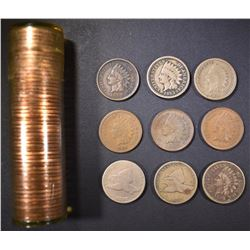FLYING EAGLE, INDIAN & LINCOLN CENT LOT