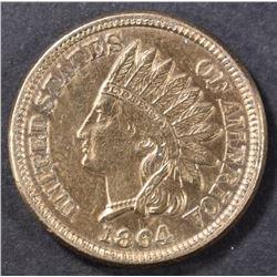 1864 CN INDIAN CENT  BU