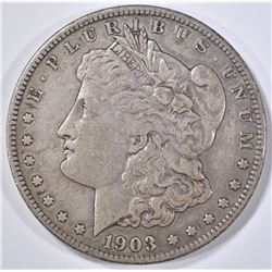 1903-S MORGAN DOLLAR   XF