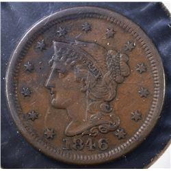 1846 LARGE CENT, AU