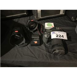 "CANON EOS 7D APS-C DLSR MAX RESOLUTION 5184 X 3456, 18MP, 3"" SCREEN SIZE COMES WITH EFS 18-135MM"