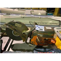 HUSQVARNA K1260 RAIL SAW