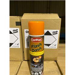 1 SKID OF APPROX 92 BOXES 6 X 500ML OF CARPLAN FLASH DASH CITRUS