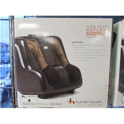 HUMAN TOUCH REFLEX SOOTHE FOOT & CALF MASSAGER