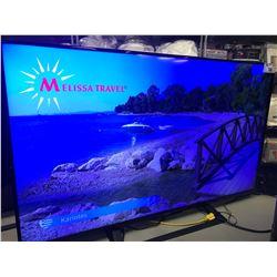 "SONY 60"" SMART TV WITH REMOTE MODEL KD-60X690E"