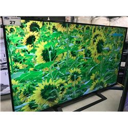 "SONY 60"" SMART TV WITH REMOTE MODEL KD-60X690E"