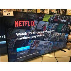 """SAMSUNG 55"""" SMART TV WITH REMOTE & BOX  MODEL UN55NU6900F"""