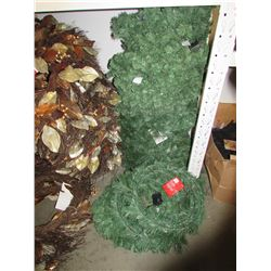 """APPROXIMATELY 20 MIXED PINE WREATHS 26"""""""
