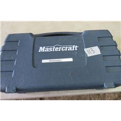 RECIPROCATING SAW (MASTERCRAFT)