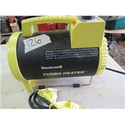HEATER (HONEYWELL TURBO) *COMMERCIAL GRADE*