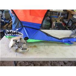 SHARK KITE (4' X 4')