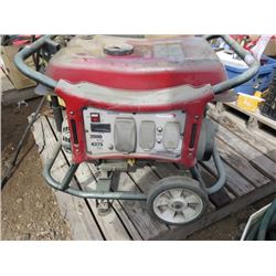 GENERATOR (POWERMATE) * 208 CC* (3500 RUNNING WATTS) *4375 STORAGE WATTS*