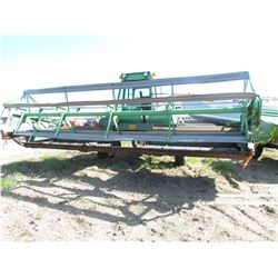 16' SP CCIL SWATHER (MODEL 550) *200 CU. IN FORD ENGINE* (COMES WITH SPARE BEARINGS, GUIDES, ETC)