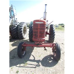 "FARM-ALL M TRACTOR (2ND OWNER) *ORIGINAL MANUAL* (13.6"" X 38"" TIRES)"