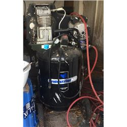 AIR COMPRESSOR (INDUSTRIAL AIR, 27GALLON)