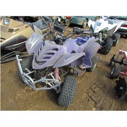 90CC QUAD - UNKOWN BRAND (FOR PARTS)