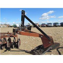 Field King' furrow plow 3 PTH