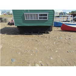 6' truck camper (ice shack)
