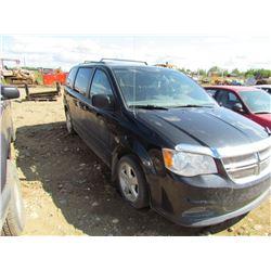 2011 Dodge Grand Caravan SK REG