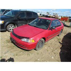 1994 Honda Civic 4 door SK REG