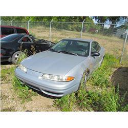 2000 Oldsmobile Alero (grey) SALVAGE