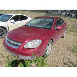 2010 Chevrolet Cobalt (red) SALVAGE