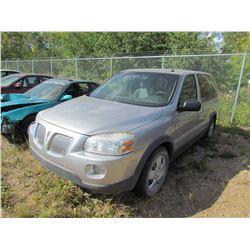 2006 Pontiac Montana (grey)