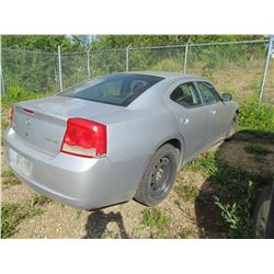 2010 Dodge Charger (grey)