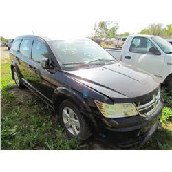 2013 Dodge Journey (black)