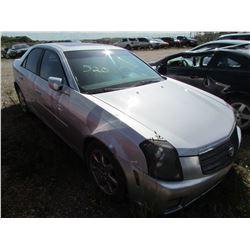 2003 Cadillac CTS (grey)