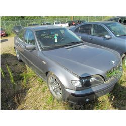 2003 BMW 320i (grey)
