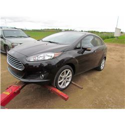 2015 FORD FIESTA SE (BLACK)