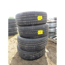 "LOT OF FOUR (4) BRIDGESTONE 275-55-20 ""DUELER H/L"""