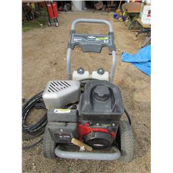 BRIGGS & STRATTON GAS PRESSURE WASHER - 206 CC