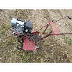 ROTO TILLER - HONDA 5 HP ENGINE